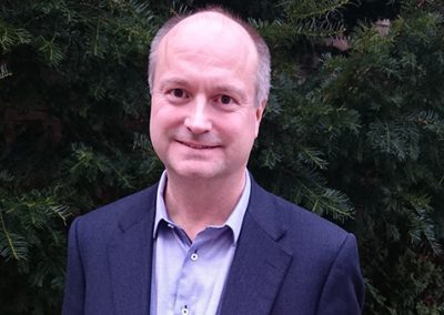 Hakan Osterberg, Change Executive