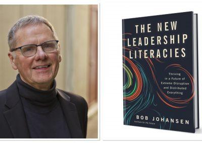 Bob Johansen at Institute For The Future,