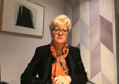 Helen Pitcher at INSEAD Directors Network.