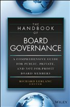 The Handbook of Board Governance