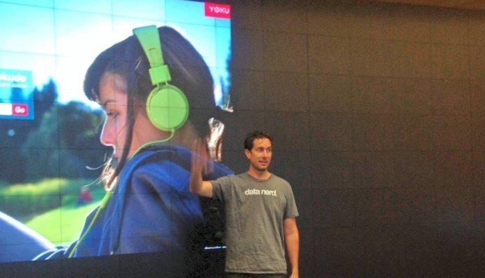 Tristan Kromer, Global Lean Startup Coach