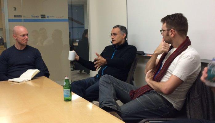 Rohit Sharma at True Ventures