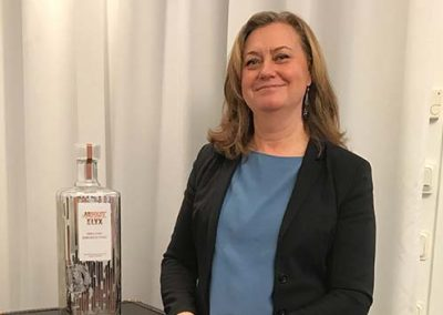 Lena Danielsson at The Absolut Company